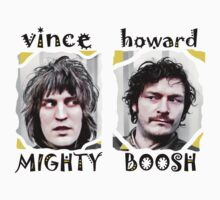 The Mighty Boosh -  Vince Noir & Howard Moon by eyevoodoo