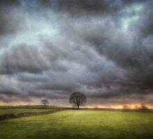 Peak Storm by Kristian Bell