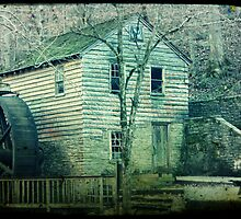 Rice Grist mill  by sweetrose