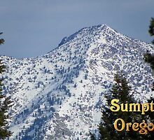 Sumpter - OREGON by © Betty E Duncan ~ Blue Mountain Blessings Photography