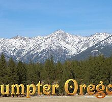 Sumpter, Oregon by © Betty E Duncan ~ Blue Mountain Blessings Photography