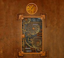 Steampunk by Packrat