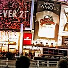 Times Square panoramic by Robin Lee