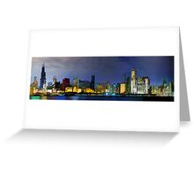 Chi-Town Greeting Card