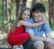 Brother and Sister by Michelle *