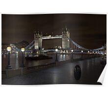 Tower Bridge London 3 Poster