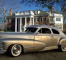 1947 Cadillac with 2002 Northstar V-8  engine. by TeeMack