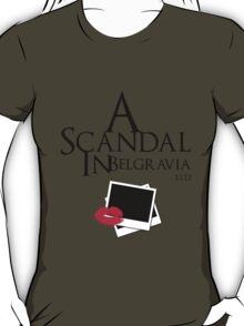 A Scandal In Belgravia T-Shirt