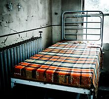 Blanket ~ St Gerard's  by Josephine Pugh