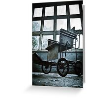 Escape ~ St Gerard's  Greeting Card