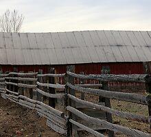 Buckingham's barn by ZenCowboy