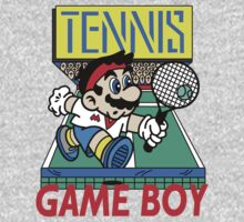 Mario Tennis Gameboy Colour by Mixtape