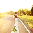down the road, in the dress by Kendal Dockery