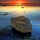 Long Reef Sunrise #2 by Arfan Habib