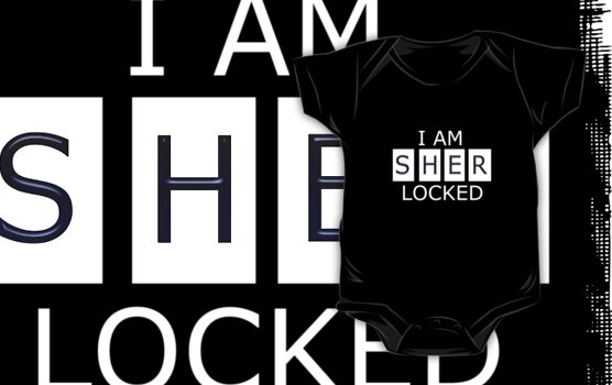 I AM SHER - LOCKED by curiousfashion