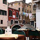 Ponte de la chiesa, Venice - Italy by Janika
