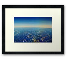Wild Alps Framed Print