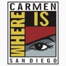 Where is Carmen? by Baardei