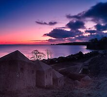 Dragons Teeth Down To Studland Bay. by delros