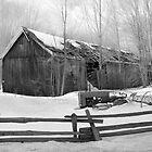 Tmberland Barn by JimBremer