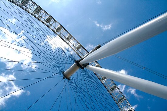 London Eye 1 by idenationarts