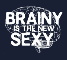 Brainy is the new sexy by nimbusnought