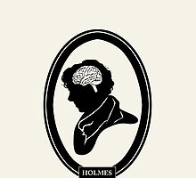 Sherlock Holmes: The Brain by sophiedoodle