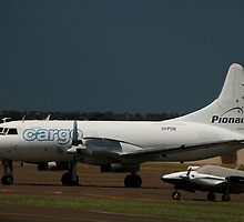 Convair Twin @ Bankstown Airport 2010 by muz2142