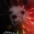 Happy New Year! by Carol Bleasdale