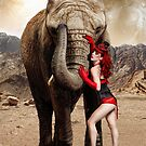 Elephants & Showgirls by Greg Desiatov