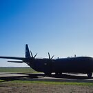 C-130J Hercules by Anthony Woolley