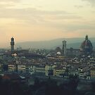 View of Firenze by Ashli Amabile