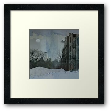 Winter Dusk by Mary Ann Reilly