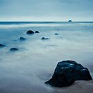 Lone rocks by Kimmo Savolainen