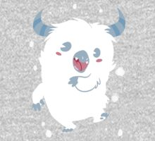 Lil Yeti by crocodial