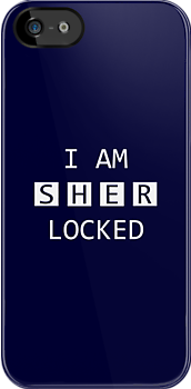 I Am SHER Locked by Deastrumquodvic