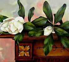 Magnolias by JolanteHesse