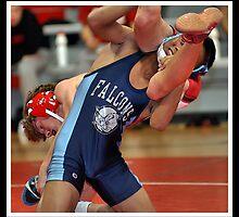 Center Grove vs Perry Meridian Wrestling 5 by Oscar Salinas