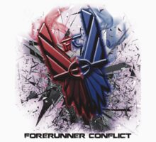Forerunner Conflict: Revolutions Logo (w/Text) by FCRevolutions