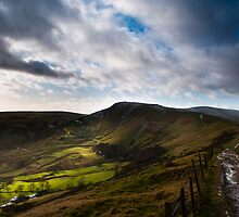 Mam Tor from Hollins Cross by mattcattell
