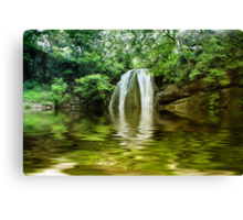Dingley Dell  Canvas Print
