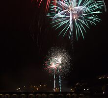 Bideford New Years 2011/12 by Martin Jewell