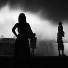 Silhouettes  by Panayotis