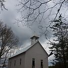 Cades Cove Primitive Methodist  by JeffeeArt4u