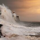 Porthcawl by Steve  Liptrot