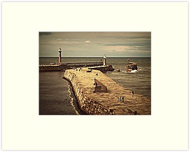 Whitby Walls by jrsisson