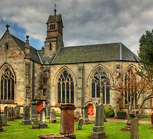 The Kirk of Calder by Tom Gomez