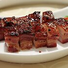 Char Siu Kurabota Pork Belly by orpheus