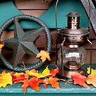 Autumn in Primitive Home Decorating Style by SummerJade