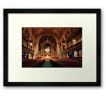 Historic St. Mary's RC Church Framed Print